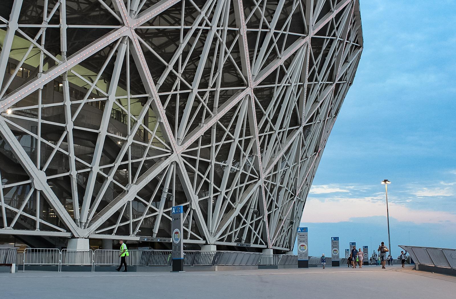 "Volgograd Arena Navigaciya 15 | Навигация на стадионе ""Волгоград Арена"""