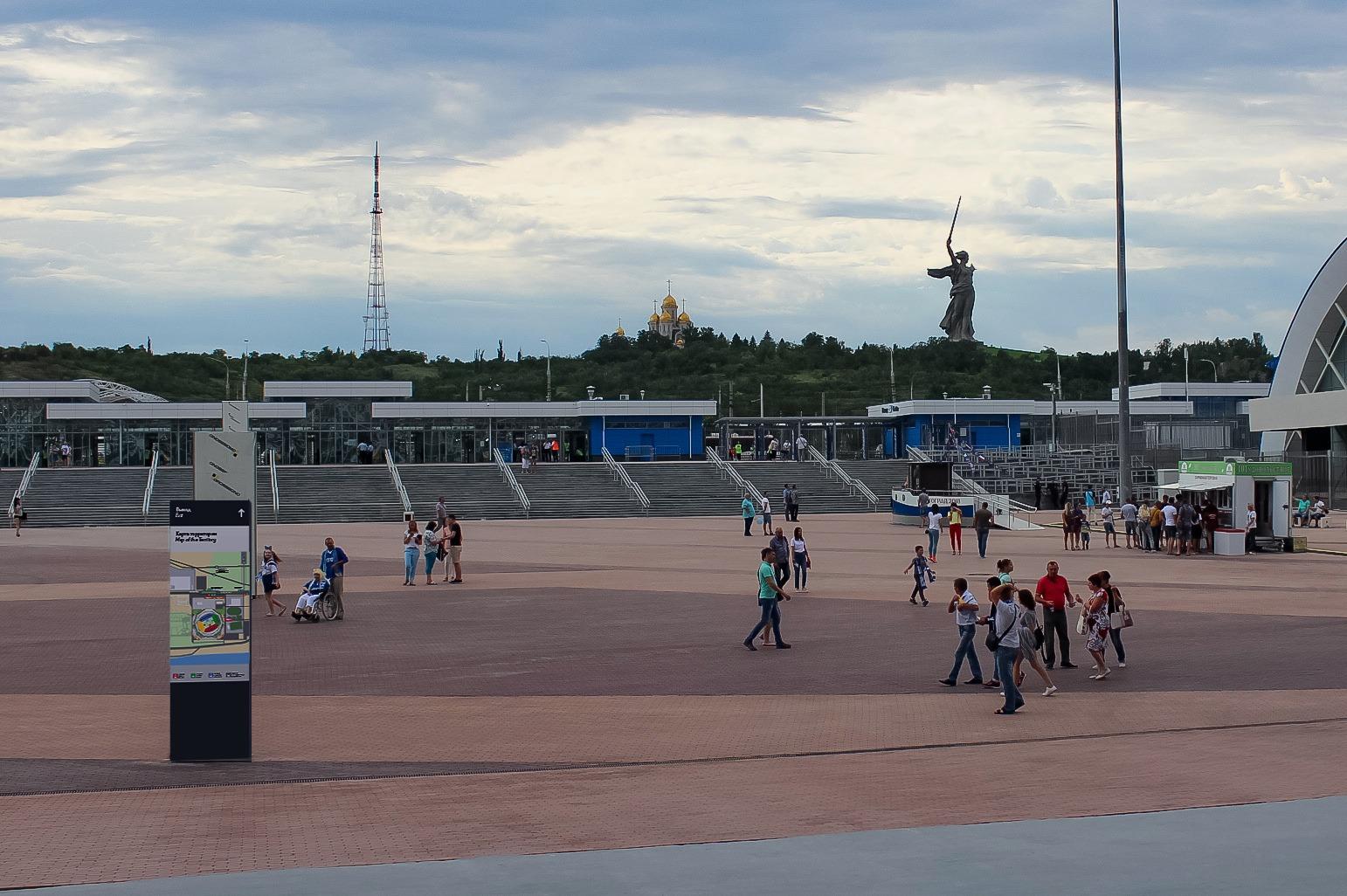 "Volgograd Arena Navigaciya 7 | Навигация на стадионе ""Волгоград Арена"""