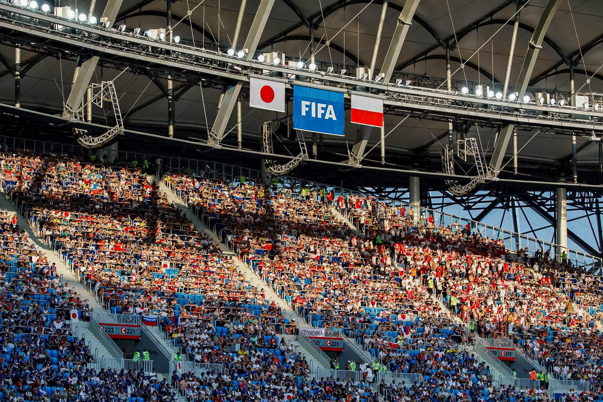 "Volgograd Arena Navigaciya Tribune | Навигация на стадионе ""Волгоград Арена"""